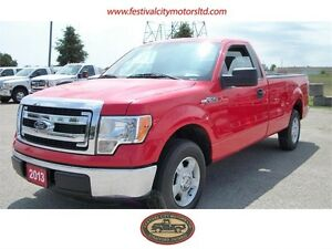 2013 Ford F-150 XLT   Long Box   2WD   CERTIFIED