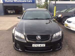 2011 Holden Commodore VEII SS 6 speed manual Sedan Sandgate Newcastle Area Preview