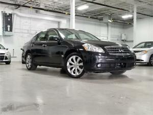2007 INFINITI M35x Luxury CAMERA CUIR 4X4***IMPECCABLE***