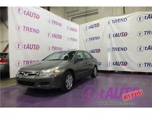 2007 Honda Accord Sdn DX-G