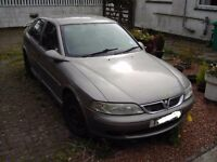 1999 Vectra B 1.8LS Auto for spares or repair