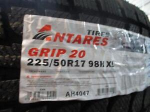 225/50 R17 ANTARES GRIP20 WINTER TIRES *BRAND NEW*