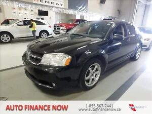 2010 Dodge Avenger SXT LEATHER LOADED RENT TO OWN OR FINANCE