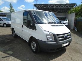 2011 Ford Transit 85 T260 2.2 TDCI FWD Mot January 2019 Starts Drives Perfect Very Clean