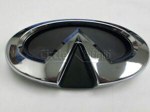 New OEM Infiniti G37 G25 Q40 Sedan (4 Door) Front Grille Emblem