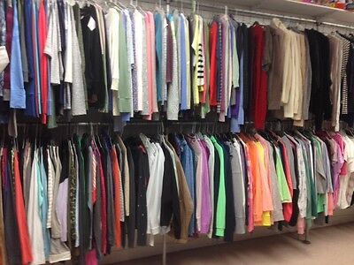 100 Pc NEW Mixed Women's Wholesale Clothing Lot RESALE  Gap Banana Naqui Vermont