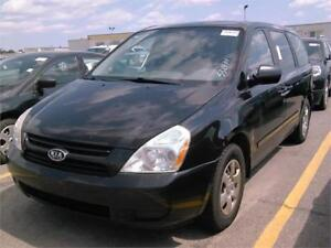 2007 Kia Sedona LX CERTIFIED/EMISSION TESTED