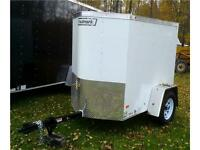Haulmark PPT4X6DS2  (Hockey Mom's Trailer)