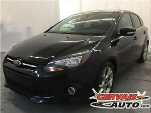 Ford Focus Titanium Navigation Cuir Toit Ouvrant MAGS 2014