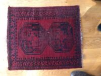 Collection of Small rugs