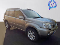 NISSAN X-TRAIL 2.2 dCi 136 Aventura 5dr (silver) 2007