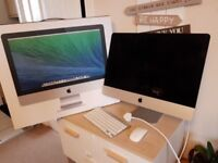 Immaculate Apple iMac ME087B/A with box and receipt