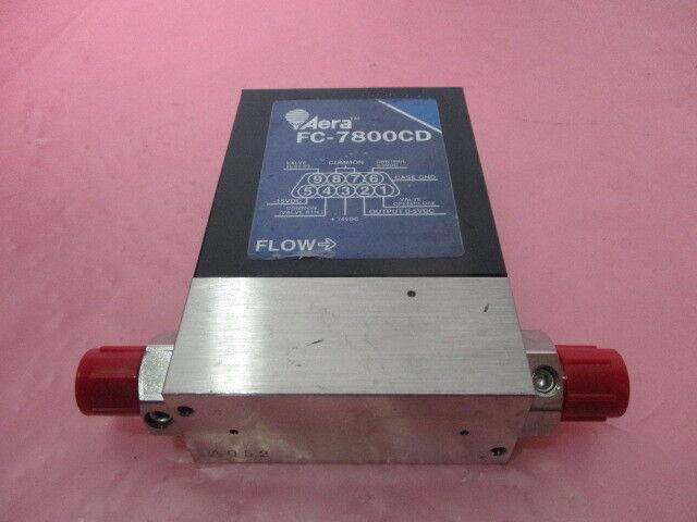 Aera FC-7800CD Mass Flow Controller MFC, N2, 100 SCCM, 421510