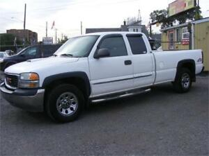 2007 GMC Sierra 1500 SLE  4X4   Extended  Long Box