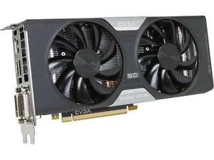 Evga GTX 760 GeForce GTX 760 2GB
