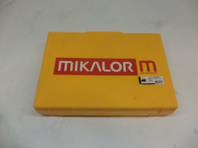 NEW COMPLETE MIKALOR ASFA-L W1 HOSE CLAMP ASSORTMENT BOX 03503010 R27