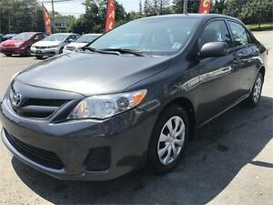 2011 Toyota Corolla CE NEW MVI, SUPER CLEAN, A/C , POWER WINDOWS