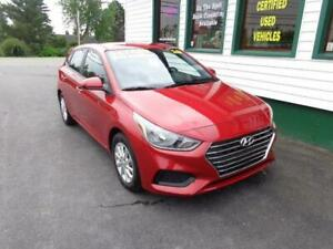 2019 Hyundai Accent Preferred Hatchback for only $149 bi-weekly!
