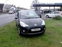 2010 (60) CITROEN C3 1.6 HDI EXCLUSIVE 5DR Manual