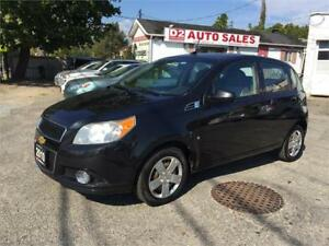 2010 Chevrolet Aveo LT/Sunroof/Pwer Options/Gas Saver/Certified