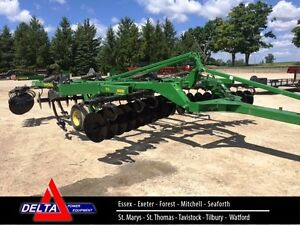 2013 John Deere 512 Disc Ripper