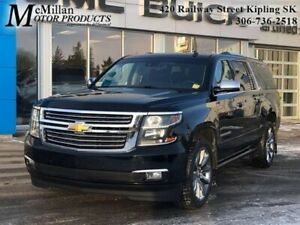 2015 Chevrolet Suburban 1500 LTZ  4X4,NAV.,DVD,Sunroof,Heated/Co