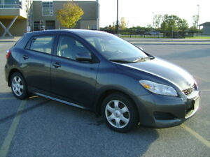 Nice Certified and E-Test 2009 Toyota Matrix XR