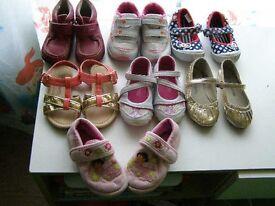 Girls size 5-6 shoe bundle