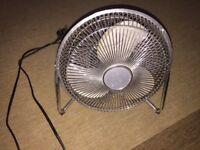 Fan in working order