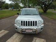 2011 Jeep Patriot MK MY2011 Sport Silver 5 Speed Manual Wagon Winnellie Darwin City Preview