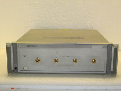Hp 8511b Frequency Converter 45 Mhz - 50 Ghz Opt 8ze - Ships Today