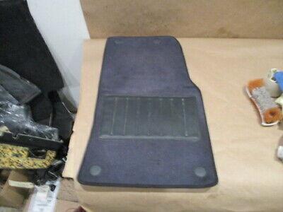 Maserati 4200 Spider - RH Front Floor Mat / Removable Carpet - Dark Blue
