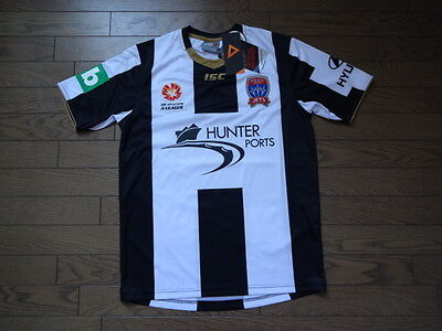 Newcastle United Jets 100% Original Jersey 2012/13 M BNWT Australia A-League  image