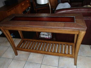 Console Table  $80.00