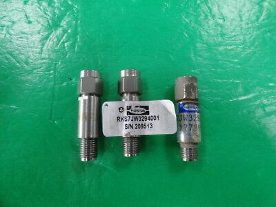 1pc HEROTEK RKS7JW3294001 2-18GHZ RF Microwave Coaxial Detector