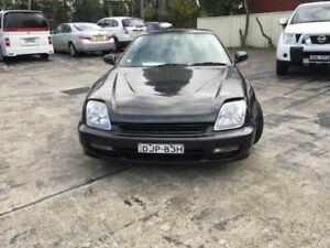 1997 Honda Prelude ATTS Black Manual Coupe Merrylands Parramatta Area Preview
