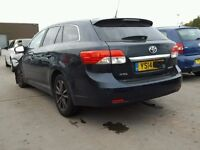 TOYOTA AVENSIS IC 1998 CC DIESEL 2014 REG 5 DOOR ESTATE (BREAKING ALL PARTS AVAILABLE)