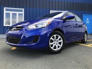 2014 Hyundai Accent 4Dr L 6sp