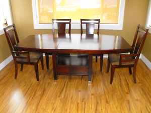 Family Gathering Dining Table