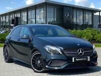 2018 Mercedes-Benz A Class A200D Amg Line Premium 5Dr Auto Hatchback Diesel Auto
