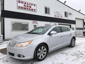 2010 Buick LaCrosse CXL Sky sunroof. Beautiful car! Only $6800!