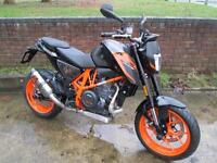 KTM DUKE 690 R 2017 MOTORCYCLE