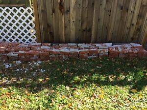 FREE Bricks, From a Chimney