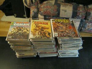 Savage Sword of Conan complete. 1 to 235. Every issue!