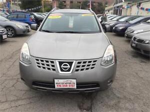 2010 Nissan Rouge SL Sunroof Alloy Wheels Heated Seats Certified