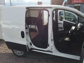 FIAT FIORINO 1.2 16V MULTIJET CRC 1d 75 BHP 5 Seater Crew WE HA (white) 2014