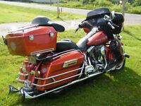 Customized Harley FLHTC...Final Posting