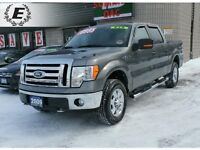 2009 Ford F-150 XLT CREW CAB 4X4 WITH CHROME WHEELS
