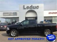 2012 RAM 1500 Q/C SPORT 4X4 - VERY LOW KM! - GET APPROVED TODAY! Edmonton Edmonton Area Preview