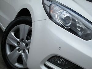 2015 Kia Cerato YD MY15 S White 6 Speed Sports Automatic Sedan Kings Park Blacktown Area Preview